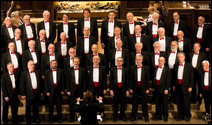 THE TORONTO WELSH MALE VOICE CHOIR